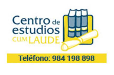 Centro Estudios Cum Laude - Centro de Estudios Cum Laude - CENTRO DE ESTUDIOS CUM LAUDE